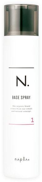 N.(エヌドット)のヘアスプレー1(スタイリング剤)