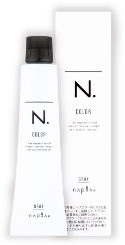 N. カラー<グレイ>